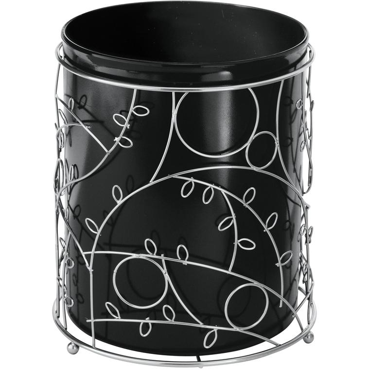 InterDesign Twigz Wastebasket Trash Can