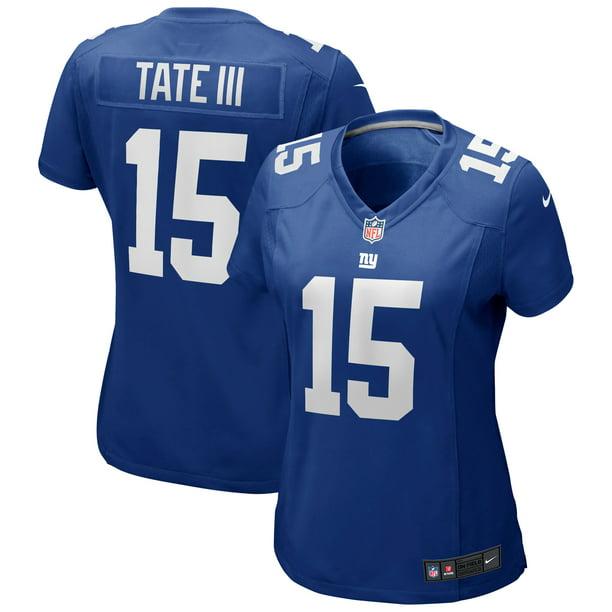 Golden Tate New York Giants Nike Women's Game Jersey - Royal