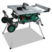 "Best Jobsite Table Saws - Hitachi C10RJ 10"" 15-Amp Jobsite Table Saw Review"