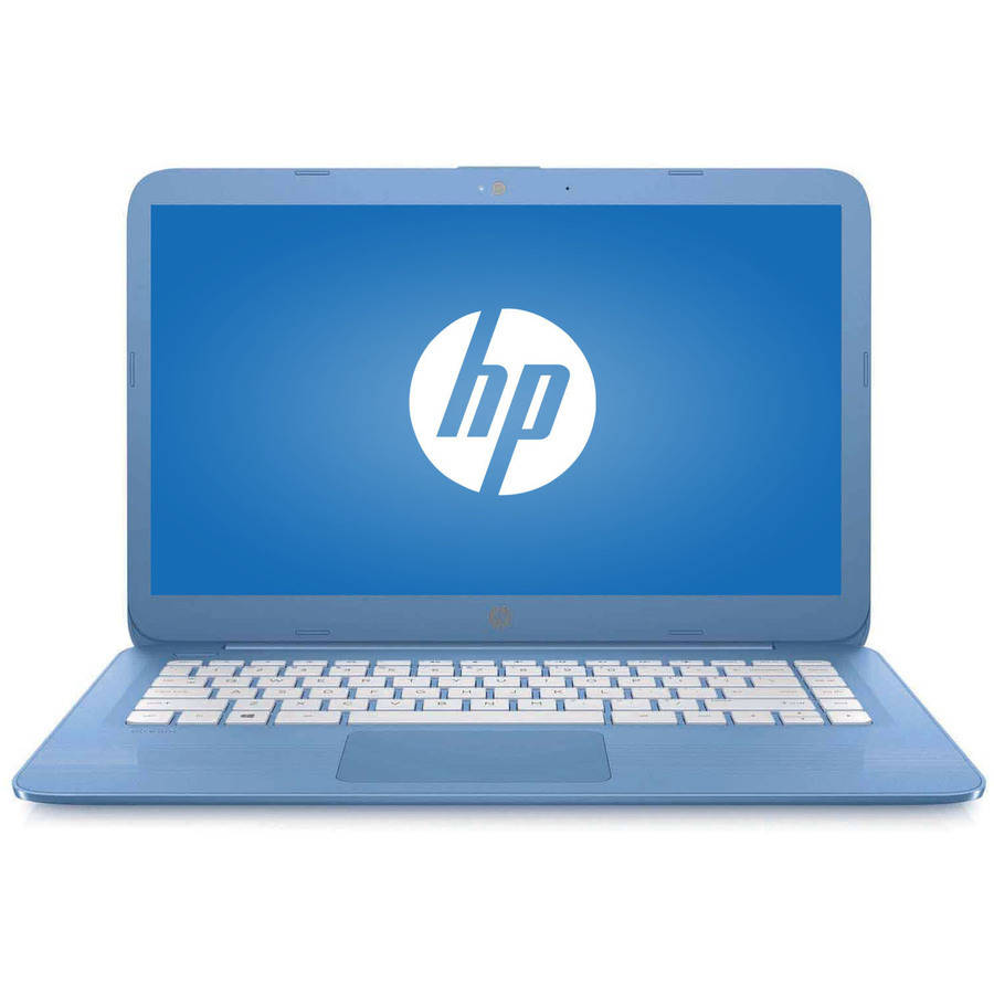 "Certified Refurbished HP Stream 14"" Laptop, Windows 10 Home, Intel Celeron N3060 Processor, 4GB RAM, 32GB eMMC Storage"