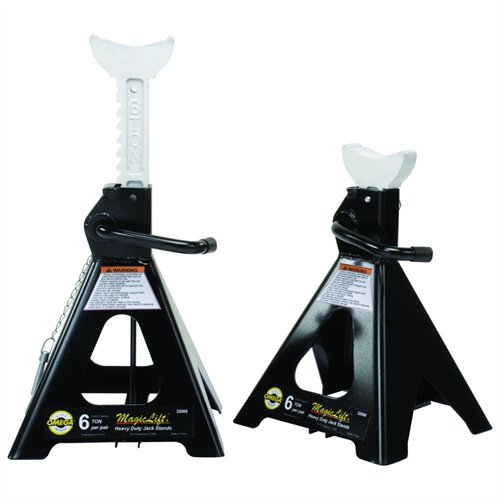 Omega 32066 6 Ton Magic Lift Jack Stands