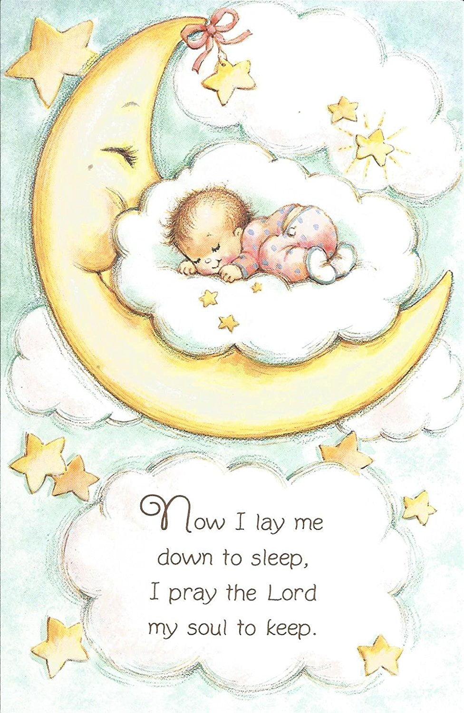 Now I lay me down to sleep, I pray the Lord my soul to keep. (B10 ...