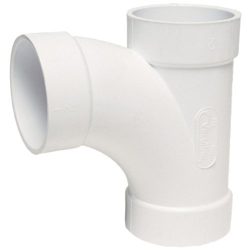 Image of Airvac VM106 90-Degree 3-Way T Shape Pvc Fittings