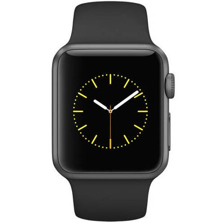 UPC 888462079525 product image for Apple Watch Sport 38mm Aluminum Case w/Sport Band (first-generation) | upcitemdb.com