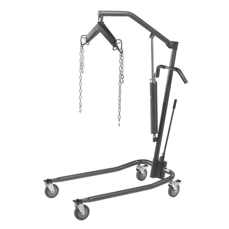 Jasmine Patient Lift (Drive medical hydraulic patient lift with six point cradle, 5
