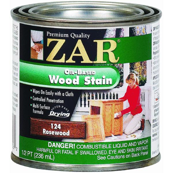 ZAR Oil-Based Interior Wood Stain