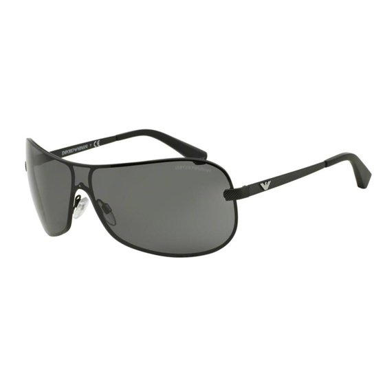 7f7954fe0deb Sunglasses Emporio Armani EA 2008 302287 BLACK DEMI SHINY - Walmart.com