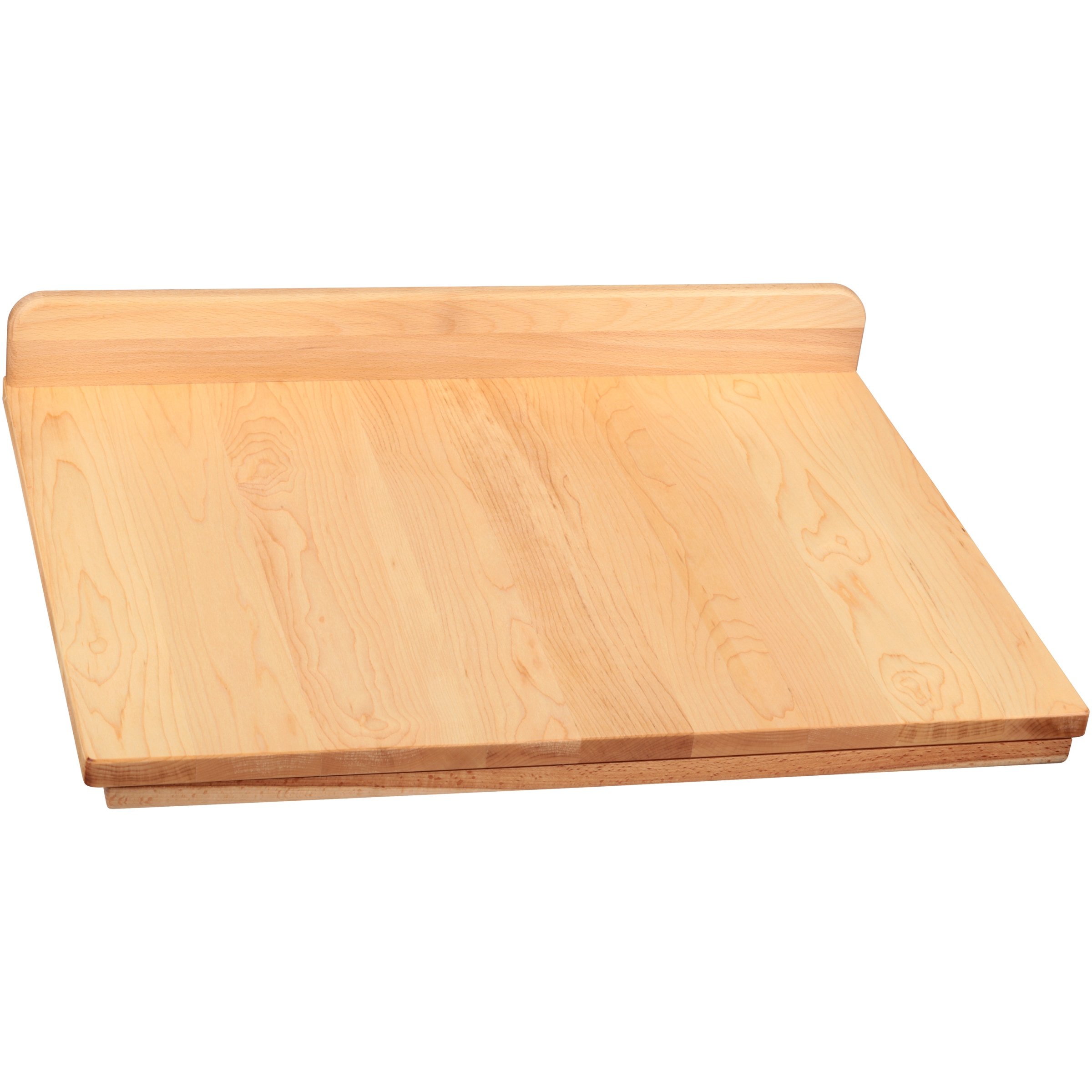 Snow River Recovered Maple Carve & Serve Board