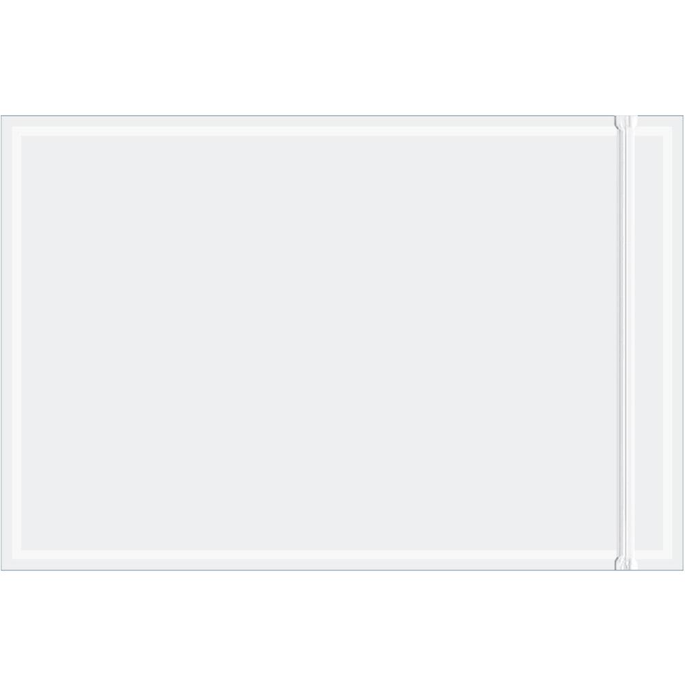 Box Partners Packing List Envelope,6x9 Resealable,Clr,1K/...