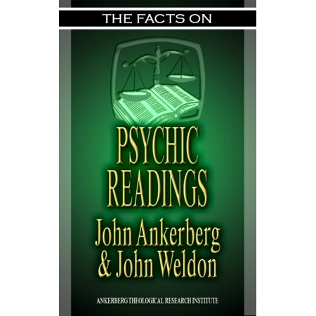 The Facts on Psychic Readings - eBook (Best Rated Psychic Readings)