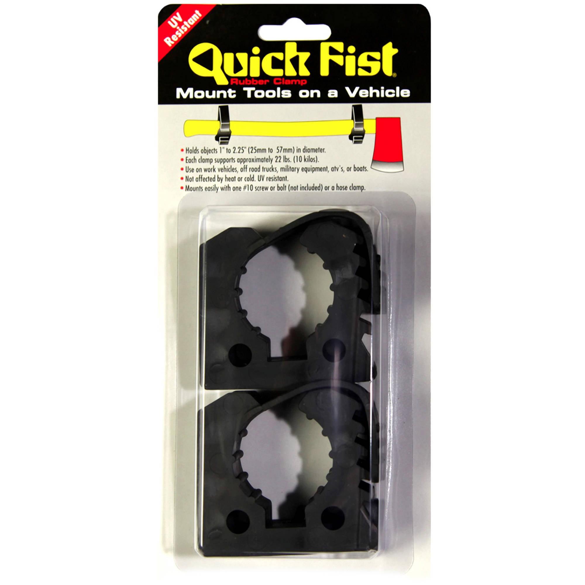 Original QUICK FIST Clamps - #10010