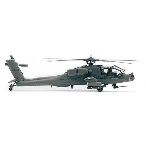 Revell Helicopter Model Kit, AH-64 Apache by Revell