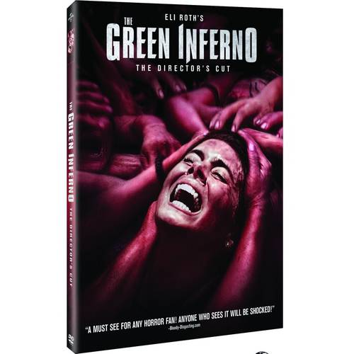 The Green Inferno (With INSTAWATCH)