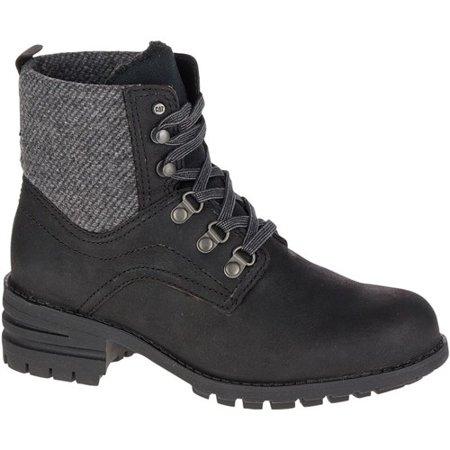CAT Footwear Taylor - Black 5(M) Taylor WP W Casual Boot