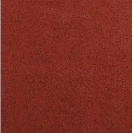 Designer Fabrics G584 54 in. Wide Adobe Red, Upholstery Grade Recycled - Adobe Leather