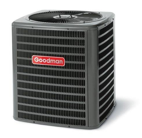 Goodmans SINGLE-PHASE 16 SEER R-410A CONDENSING UNIT, 2.5...