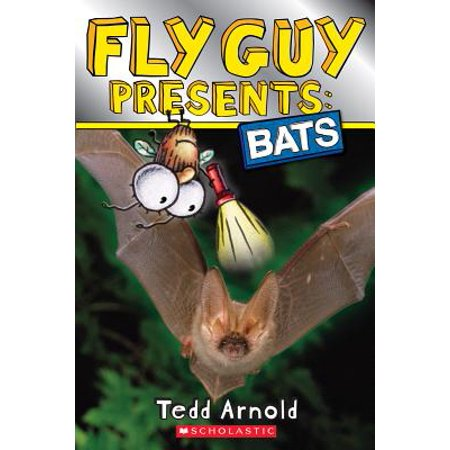 Fly Guy Presents: Bats (Scholastic Reader, Level 2) (Paperback) ()