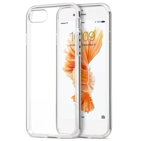 Insten TPU Cover Case For Apple iPhone 8 / iPhone 7 - Clear - image 4 of 4