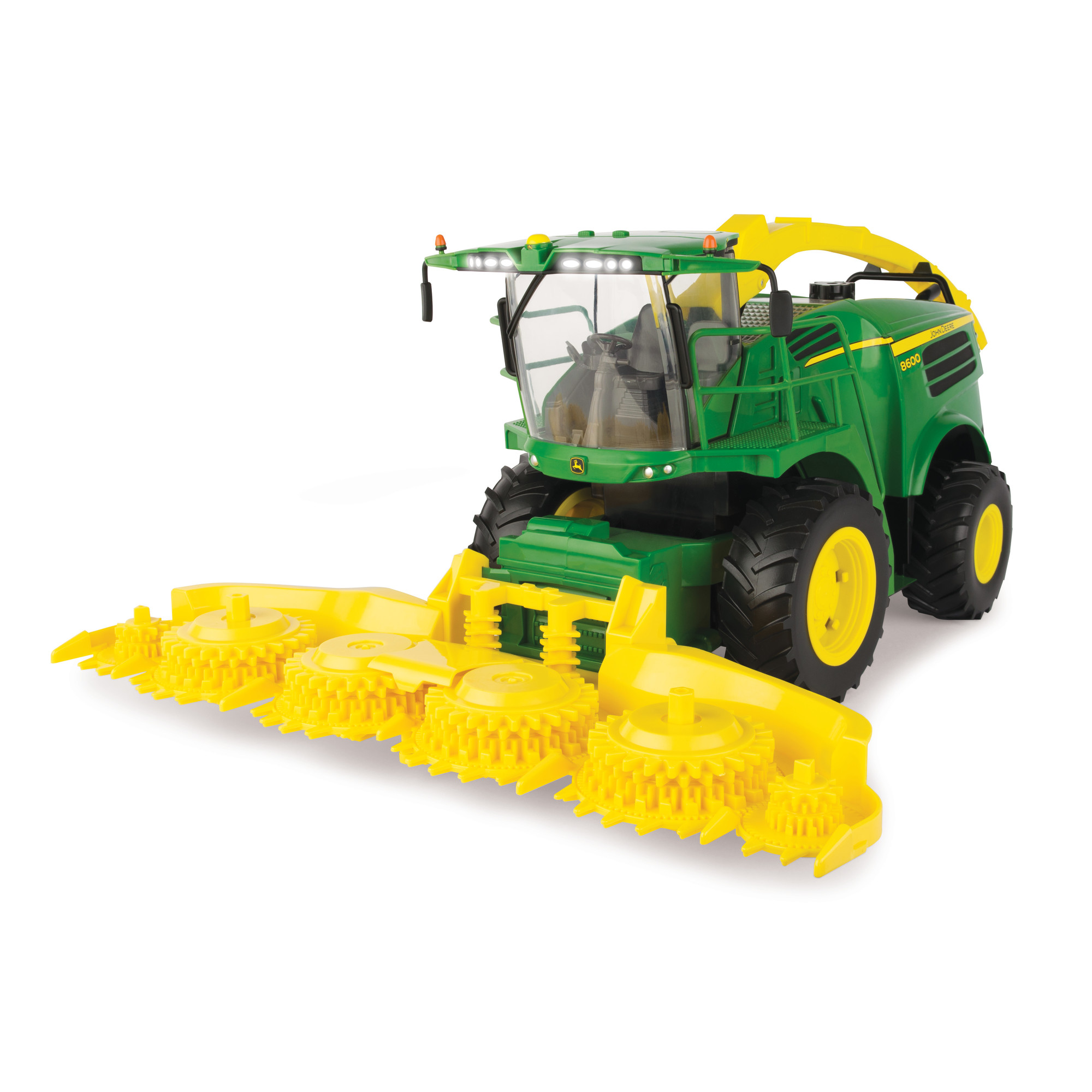 1:16 John Deere Forage Harvester by Tomy Inc