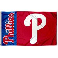 WinCraft Philadelphia Phillies 3' x 5' Single-Sided Flag