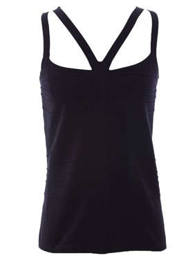 6fdb4be0b7 Product Image August Silk Women s Petite Front Cut-Out Ribbed Tank Top