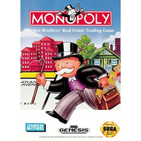 Parker Brothers Monopoly Rules - Monopoly: ' Real Estate Trading Game, 1-8 players By Parker Brothers Ship from US
