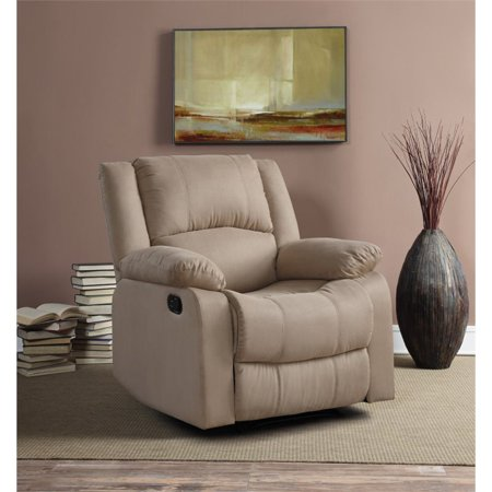 Life Care Recliner (Relax-A-Lounger Dayton Recliner in Beige )