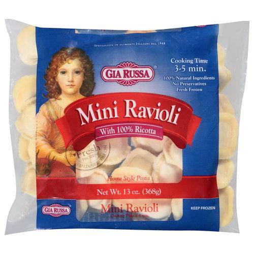 Gia Russa Mini Ravioli, 13 oz