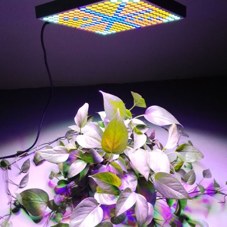 Zimtown 45W 2400LM 225-LED Red & Blue & Orange & White Light Indoor Garden Plant Grow Light Hanging Light Si - image 4 of 7