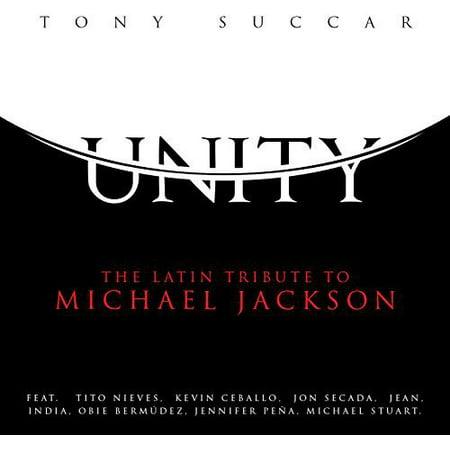 Unity: Latin Tribute to Michael Jackson (CD)