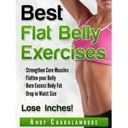 Best Flat Belly Exercises - eBook