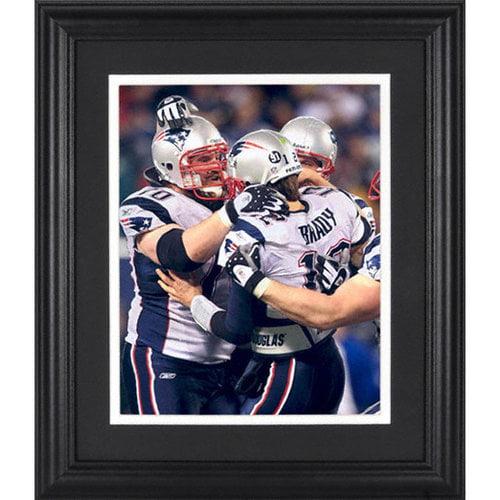 NFL - Tom Brady New England Patriots Framed Unsigned 8x10 Photograph
