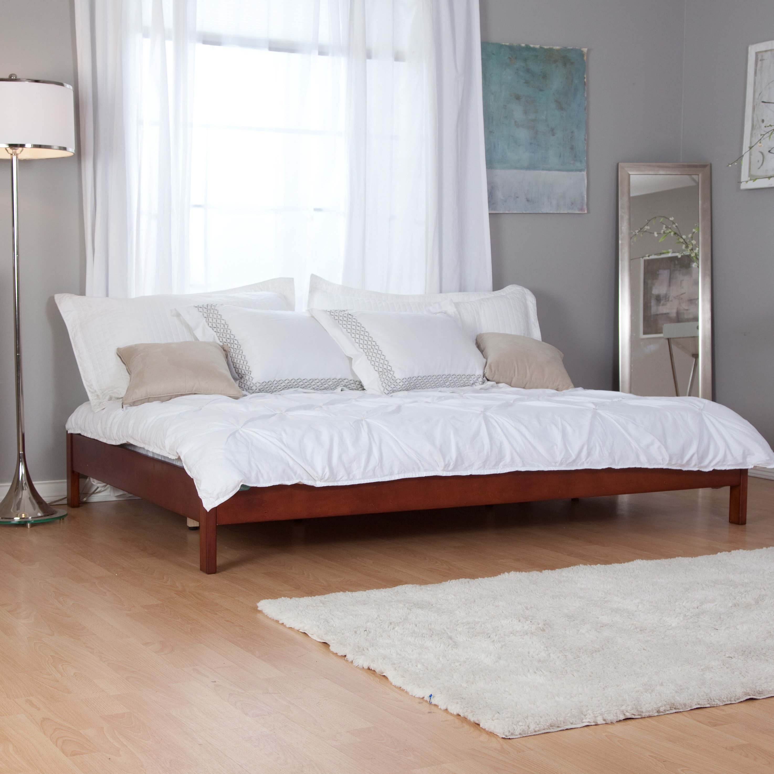 Fashion Bed Group Murray Daybed - Mahogany