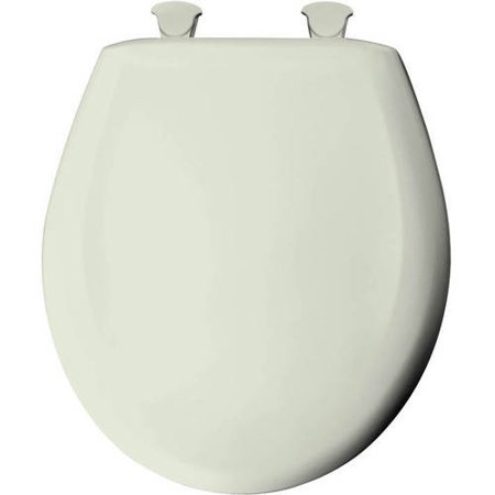 Bemis 200SLOWT Lift Off Plastic Round Slow Close Toilet Seat Available In Va
