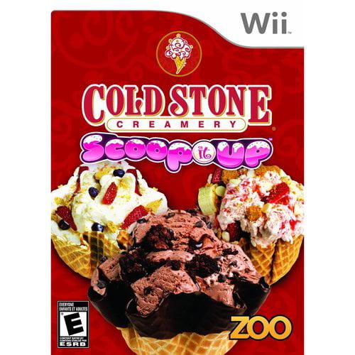 Coldstone Creamery: Scoop It Up (Wii) - Pre-Owned