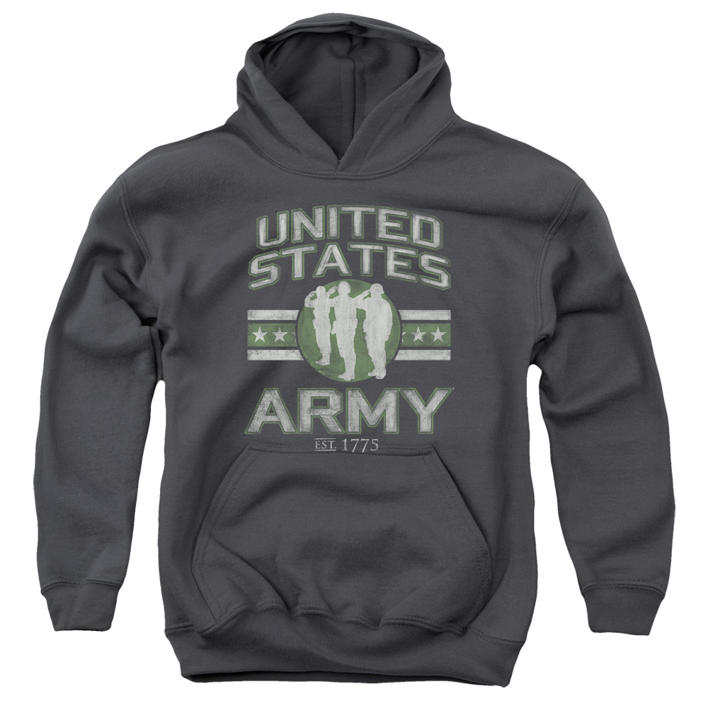 Army United States Army Big Boys Pullover Hoodie