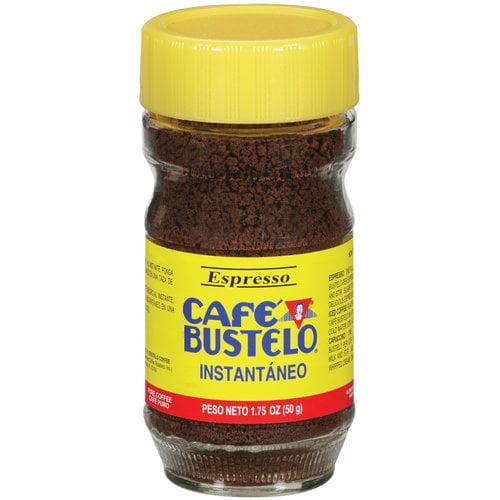 Cafe Bustelo Espresso Instant Coffee, 1.75 oz