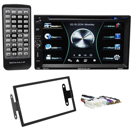 DVD/iPhone/Spotify/Bluetooth/USB Receiver For 1996-1999 INFINITI I30