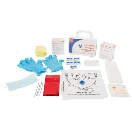Genuine First Aid Bloodborne Pathogens Protection Kit