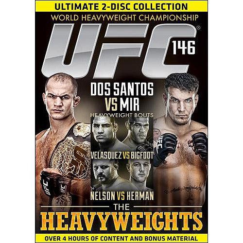 UFC 146: Dos Santos Vs. Mir by Anchor Bay Entertainment