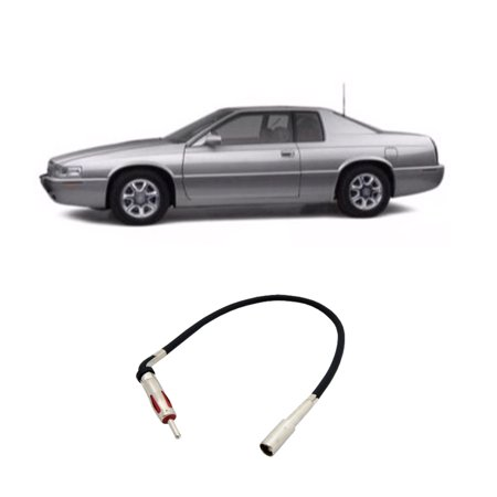 Cadillac Eldorado 1988-2002 Factory Stereo to Aftermarket Radio Antenna Adapter