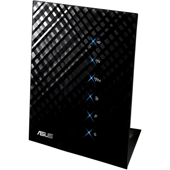 ASUS Black Diamond Dual Band Processor Wireless Router