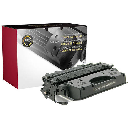 CIG Remanufactured Ultra-High Yield Toner Cartridge (Alternative for HP CE505X 05X) (8,000 Yield)
