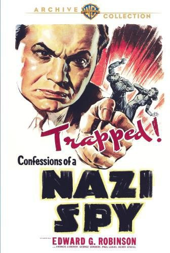 Confessions of a Nazi Spy by WARNER ARCHIVES