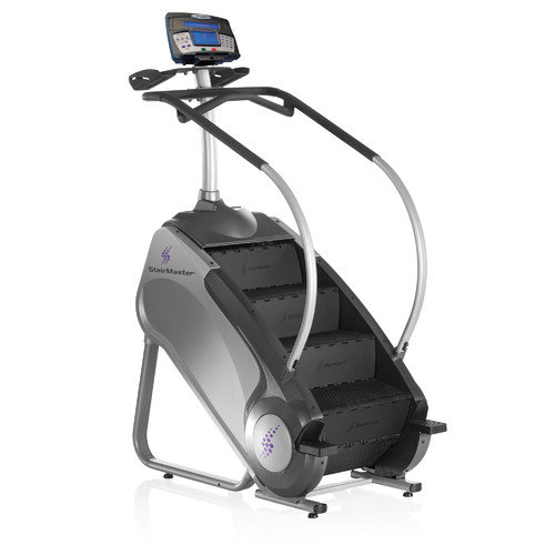 Stairmaster SM5 StepMill Stair Climber w/ 2 Window LCD Console