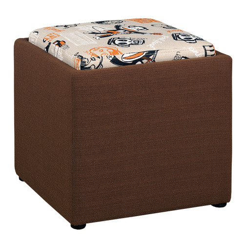 Najarian Furniture Paul Frank Storage Ottoman