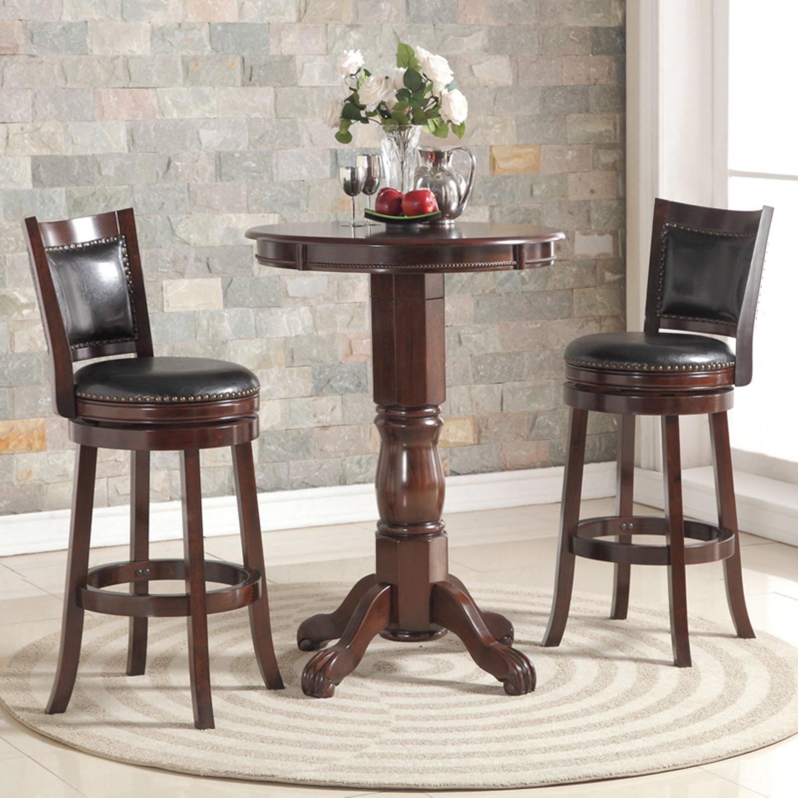Boraam Adjustable Ashton Pub Table by