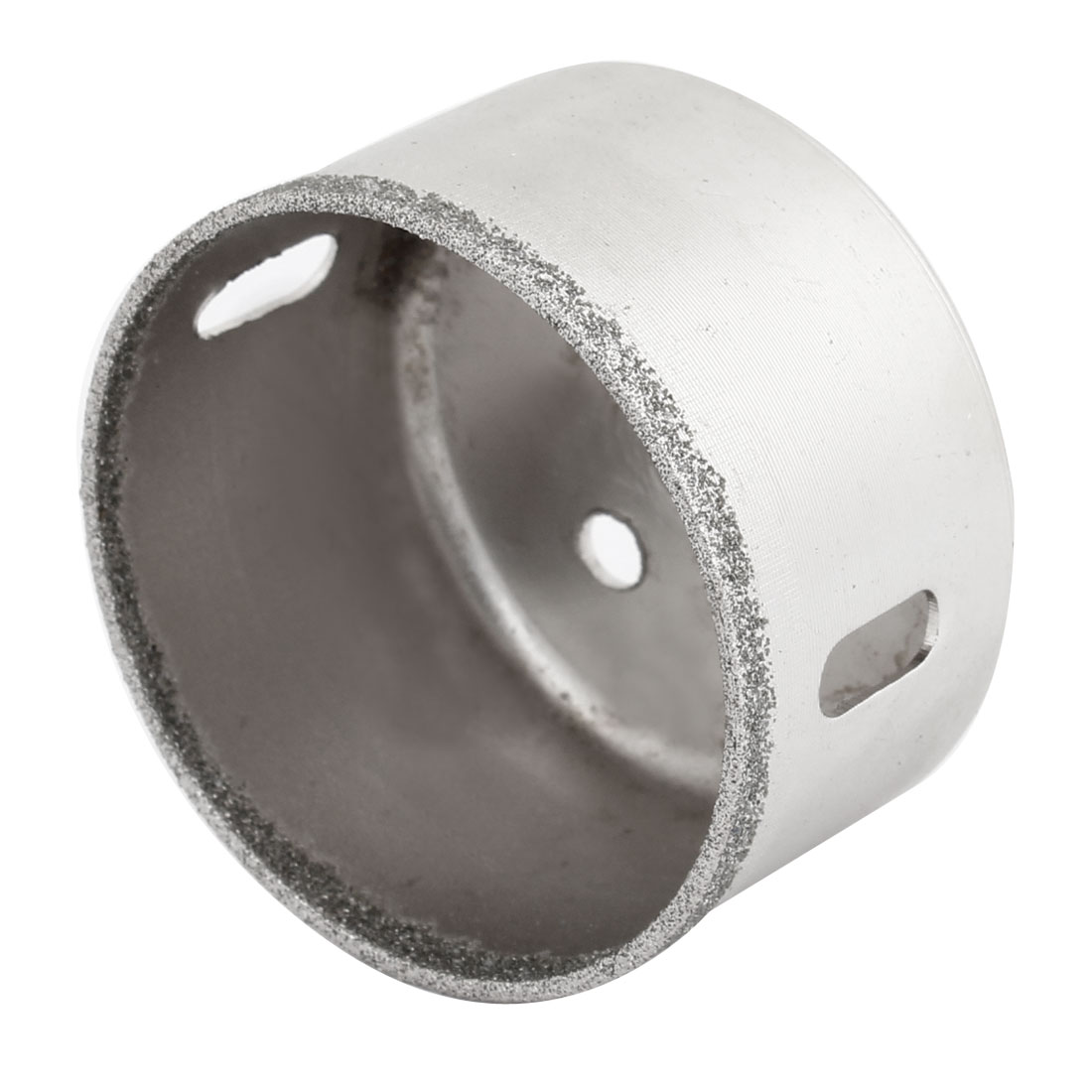 Straight Shaft 50mm Cutting Diameter Tile Glass Hole Saw Cutter Silver Tone - image 1 of 1