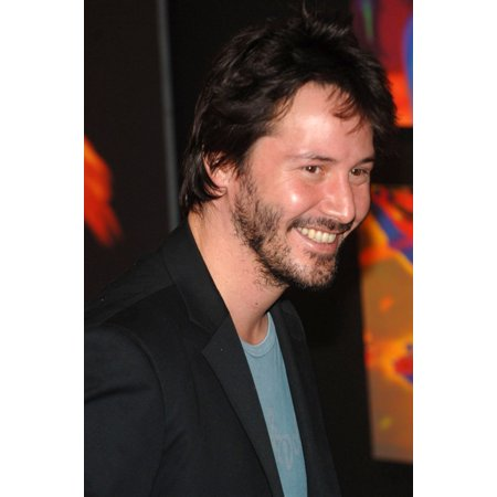 Keanu Reeves At Arrivals For A Scanner Darkly Screening By The Film Society Of Lincoln Center Canvas Art     16 X 20