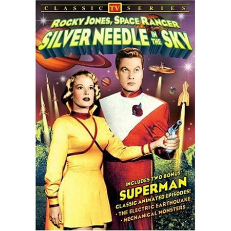 Space Needle (Silver Needle in the Sky: Rocky Jones Space Ranger (DVD))